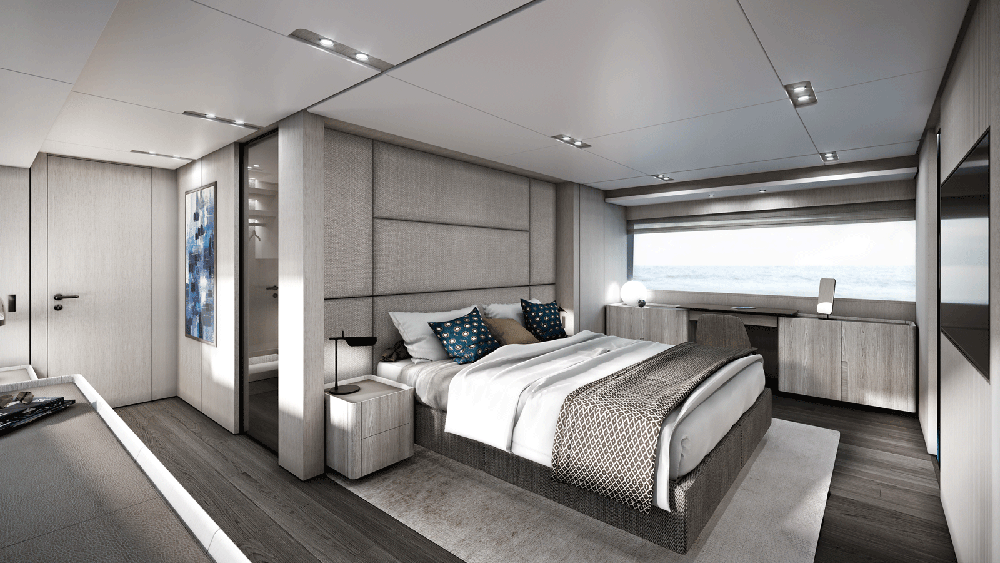 Ferretti Yachts 1000
