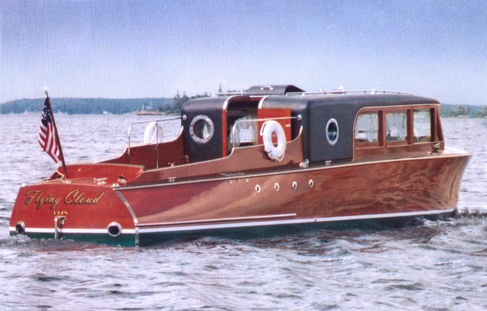 Boat of the Week: This Classic 36-Foot Runabout Was Once Al Capone's Ride in South Florida