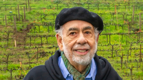 francis ford coppola vineyard