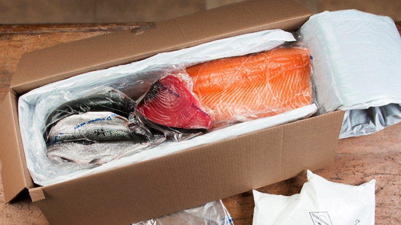 frozen seafood products delivery Malaysia