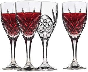 Godinger Dublin Wine Goblets