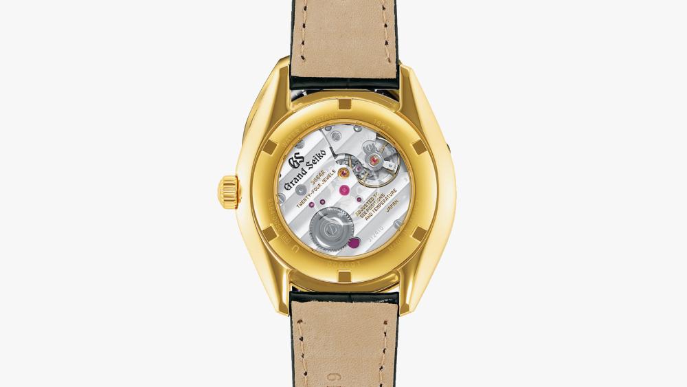 Grand Seiko SBGW262 18K gold