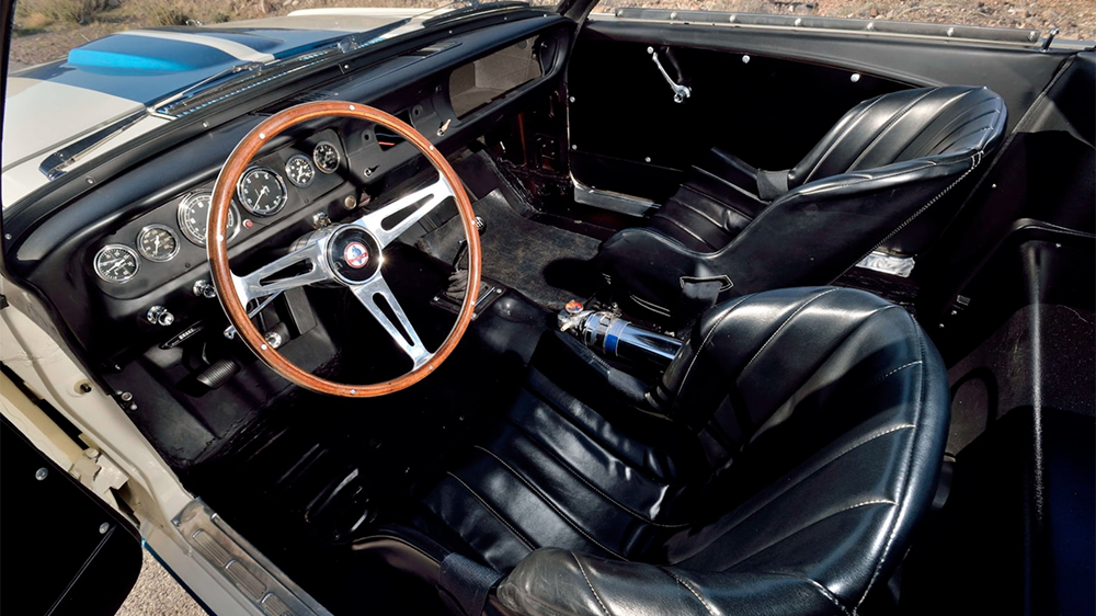 1965 Shelby GT350R prototype