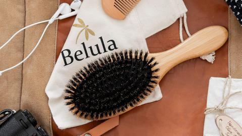 Amazon, Hair Brush