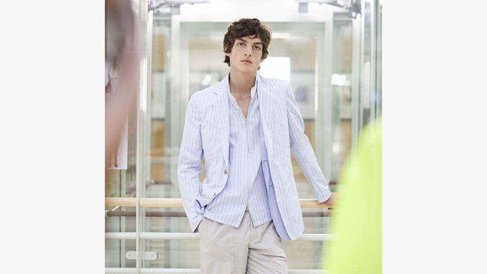 Hermès spring 2021 menswear