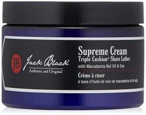 Jack Black Supreme Cream Shave Lather