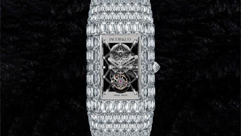 Jacob & Co. Billionaire Ashoka watch