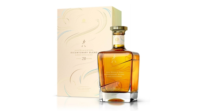 John Walker & Sons Bicentenary Blend