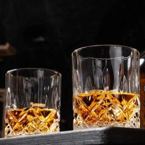 KANARS Old Fashioned Glasses