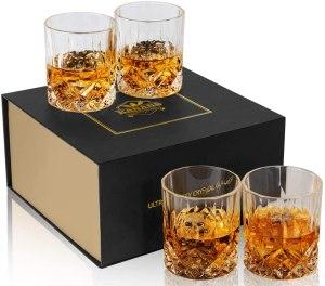 Kanars Whiskey Glass Set