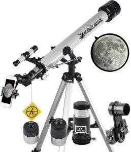 Landove 60AZ Refractor Telescope