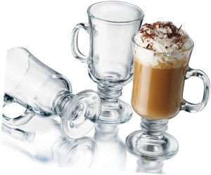 Libbey Irish Coffee Mug Set