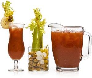 Libbey Modern Bar Bloody Mary Set