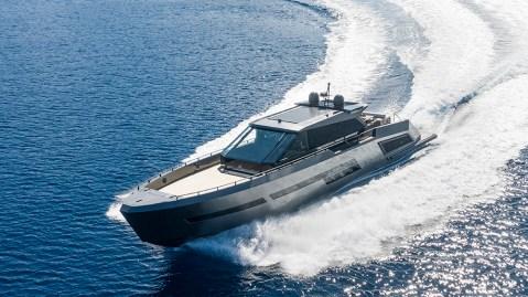 Mazu Yacht's Mazu 82