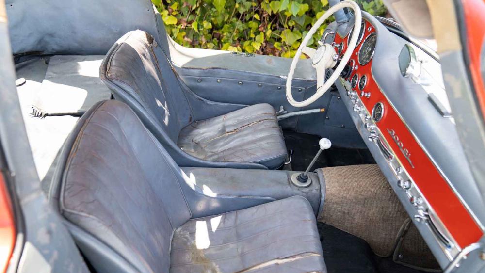 1955 Mercedes 300SL Gullwing