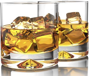 MOFADO Crystal Whiskey Glasses