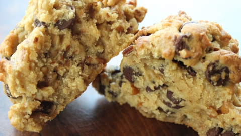 Tavel Bristol-Joseph's Monster Cookies