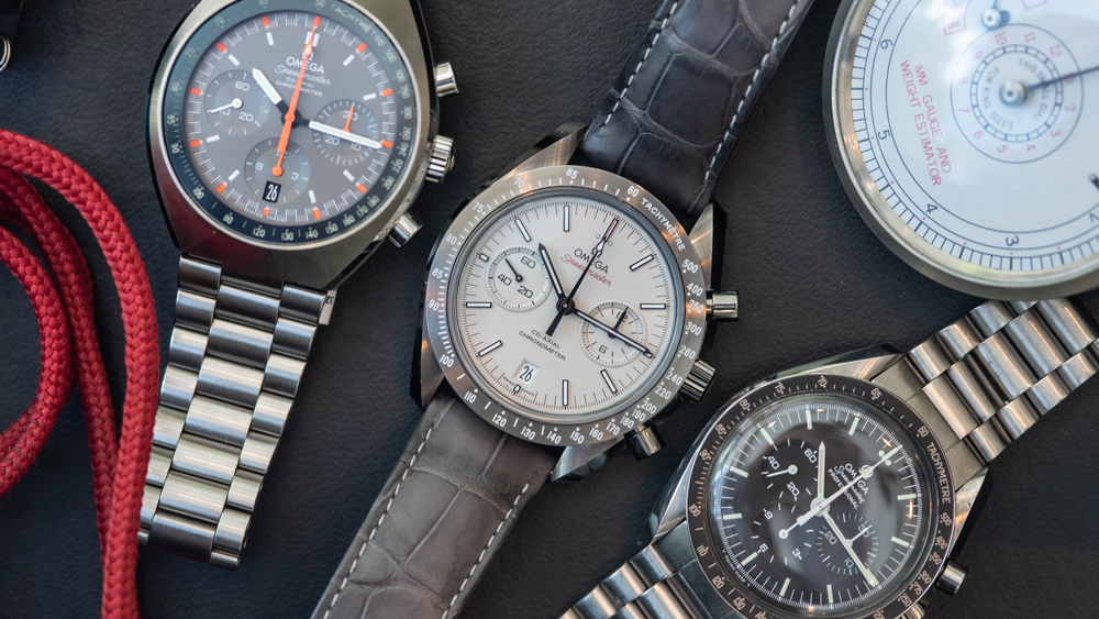 Oliver Smith Omega Watches