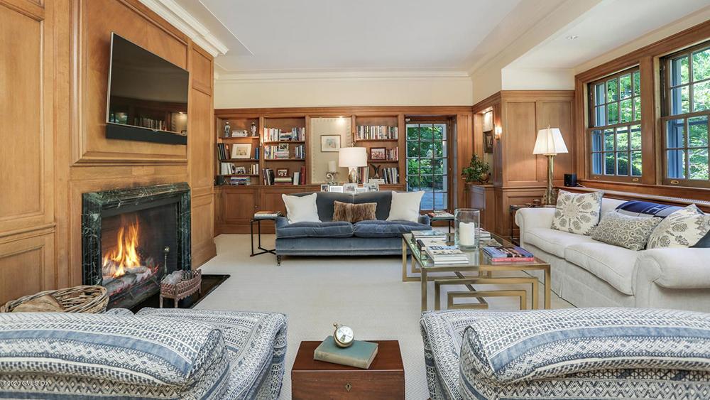 Paul Starrett Greenwich home