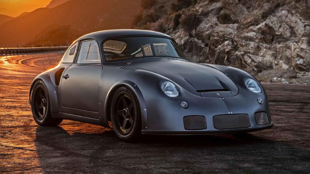1960 Porsche 356 outlaw
