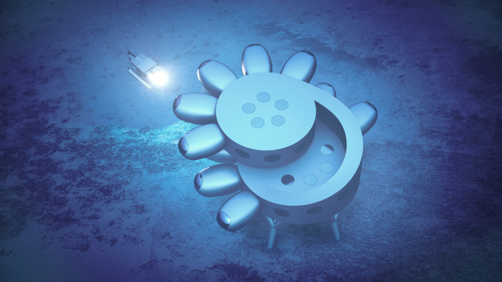 Proteus, Underwater Exploration