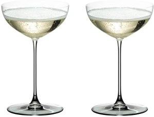 Riedel Veritas Coupe Glasses