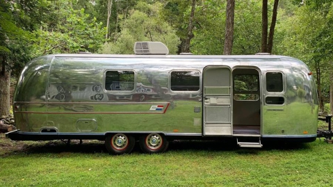 Hudson Valley Airstream's 'Roberta'