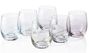 Bezrat Stemless Wine Glasses