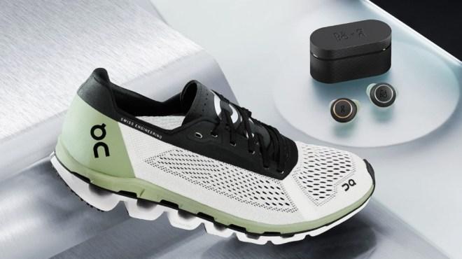 Bang & Olufsen On running kit