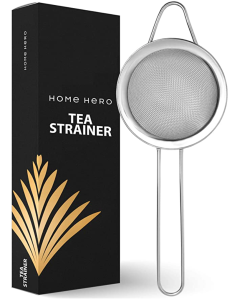 Home Hero Tea Strainer