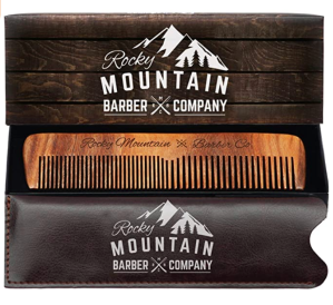 Rocky Mountain Barber Company Hair Comb
