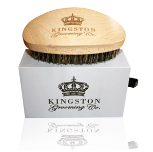 Kingston Grooming Company Wave Brush for Men