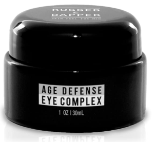 Rugged & Dapper Eye Cream for Men