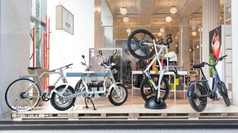 Selfridges The Bike Shop by Smartech