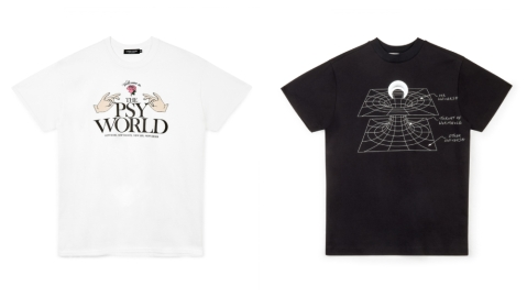 Dover Street Market t-shirts covid-19 relief