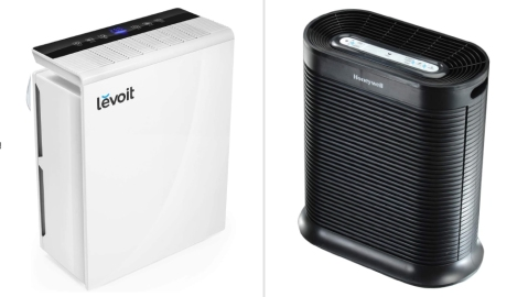 Air Purifiers, Amazon