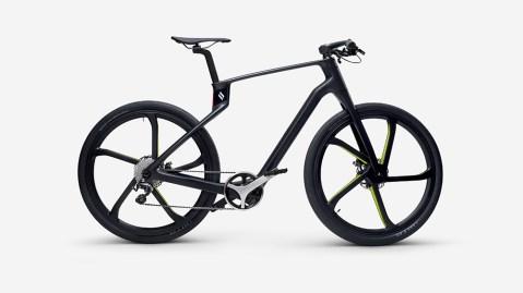 The Superstrata Ion e-bike