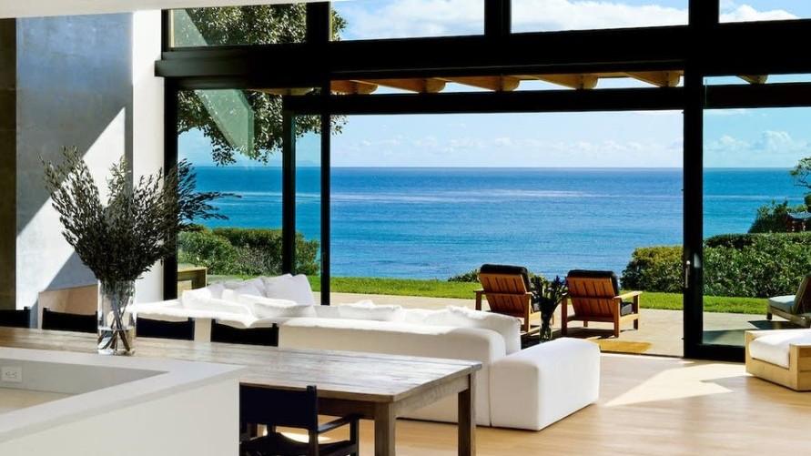 Ted Waitt's $34 million Malibu home.