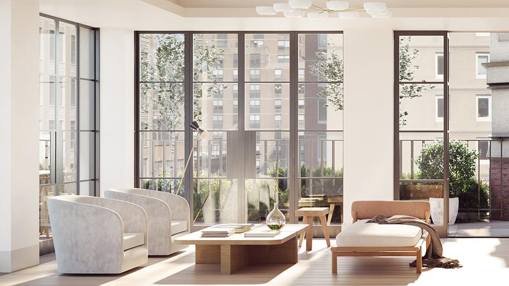 Terrace Penthouse