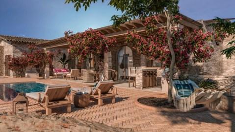 Rancho La Puerta residences