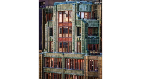 Art Deco, Architecture, Roman and Williams