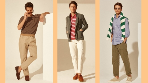 Summer looks from Trunk.