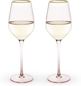 Twine Living Co. Garden Party Wine Glass Set
