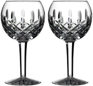 Waterford Classic Lismore Balloon Wine Glass