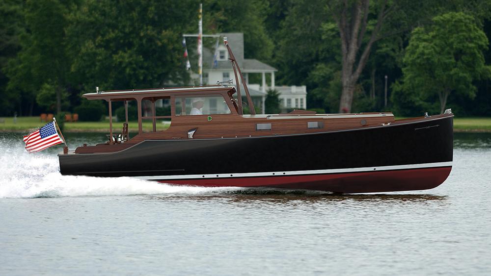 Wheeler Yacht Company Pilar