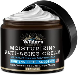 Wilder's Men's Face Cream Moisturizer