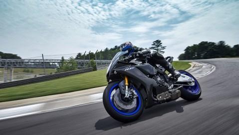 Yamaha YZF-R1M Motorcycle