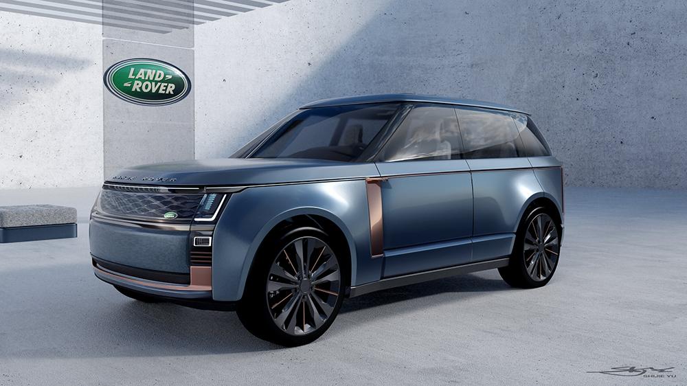 2022 Range Rover Nouvel