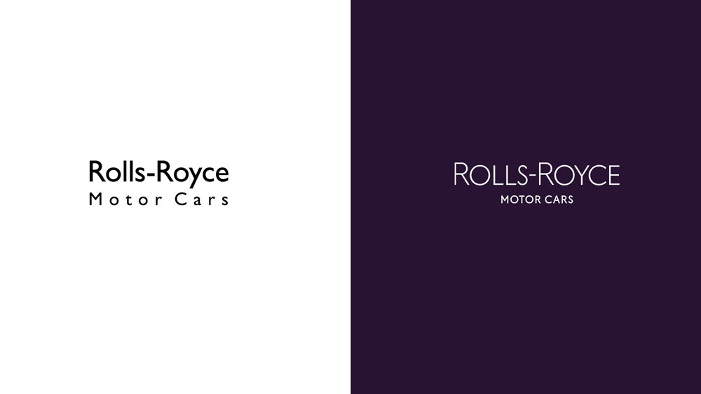 Rolls-Royce debuts new visual identity.