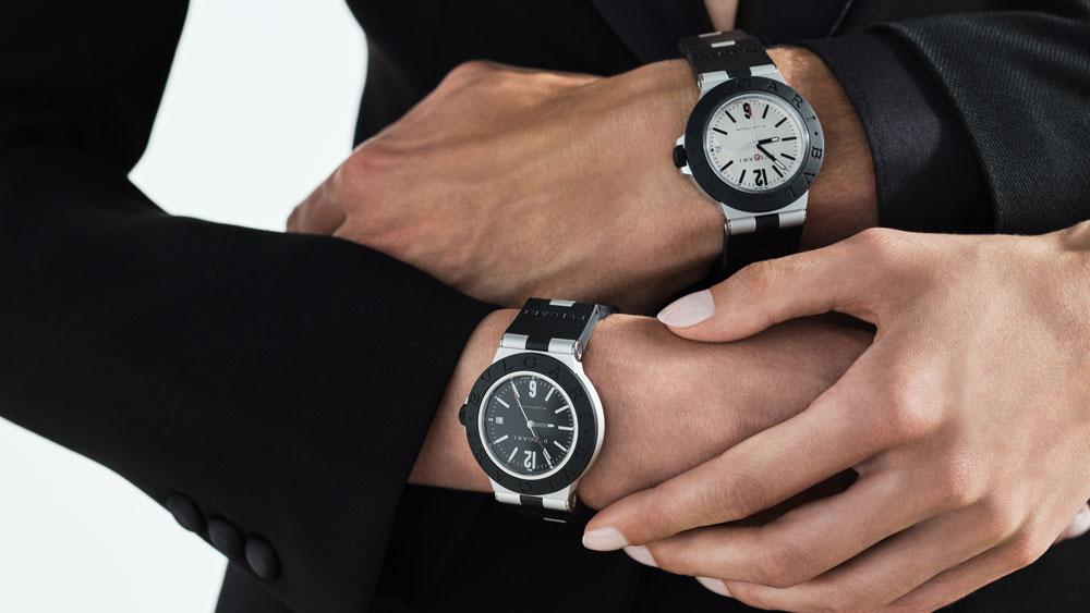 Bulgari Aluminium Watches